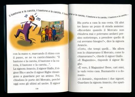 llibre Il bastone e la carota pag 108