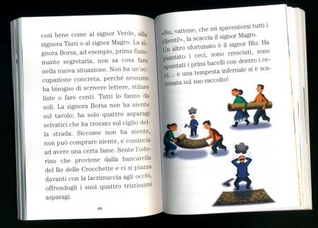 llibre Il bastone e la carota pag 66