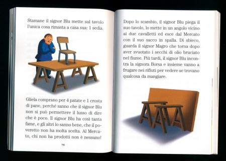 llibre Il bastone e la carota pag 76